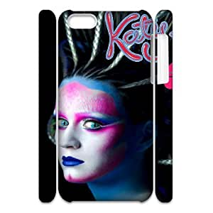 C-EUR Diy 3D Case Katy Perry for iPhone 5C