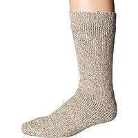 El calcetín de hielo de Wigwam para hombre, giro gris, medio