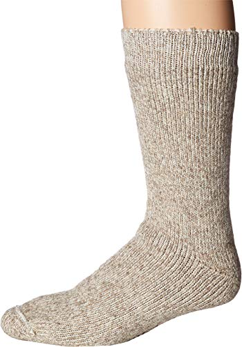 Wigwam Men's The Ice Sock, Gray Twist, Large