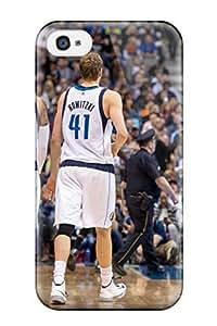 Excellent Design Dallas Mavericks Basketball Nba (23) Phone Case For Iphone 4/4s Premium Tpu Case
