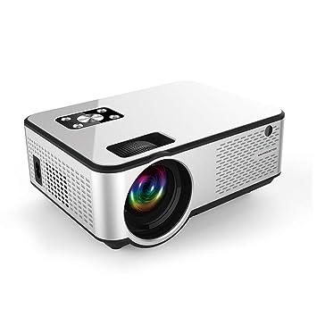 Proyector de Cine en casa, proyector Elegante WiFi HD, 2800 ...