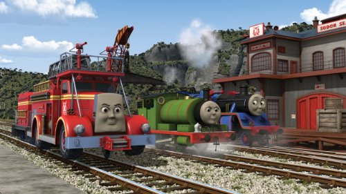 51FqsJsNICL - Thomas & Friends: Day of the Diesels
