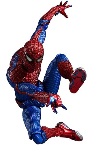 figma The Amazing Spider-Man (non-scale ABS & PVC painted action figure)
