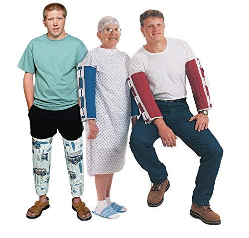 - Medi-Wrap Leg/Arm Immobilizers (17