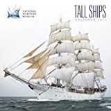 National Maritime Museum - Tall Ships Wall Calendar 2017 (Square)