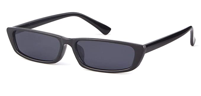 dadfac415f72 Image Unavailable. Image not available for. Color  Vintage Rectangle Small  Frame Sunglasses Fashion Designer Square Shades for Women