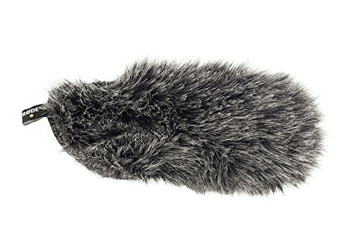 Rode DDC-VMPR DeadCat Artificial Fur Microphone Wind Shield For Videomic - Windscreen Micover