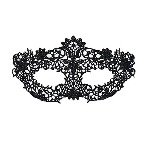Lowpricenice(TM) Costume Masks Elegant Eye Face Mask Masquerade Ball Carnival Fancy Party (Type (Stick On Masquerade Masks)