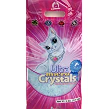 Ultra Micro Crystals Cat Litter 5 pounds