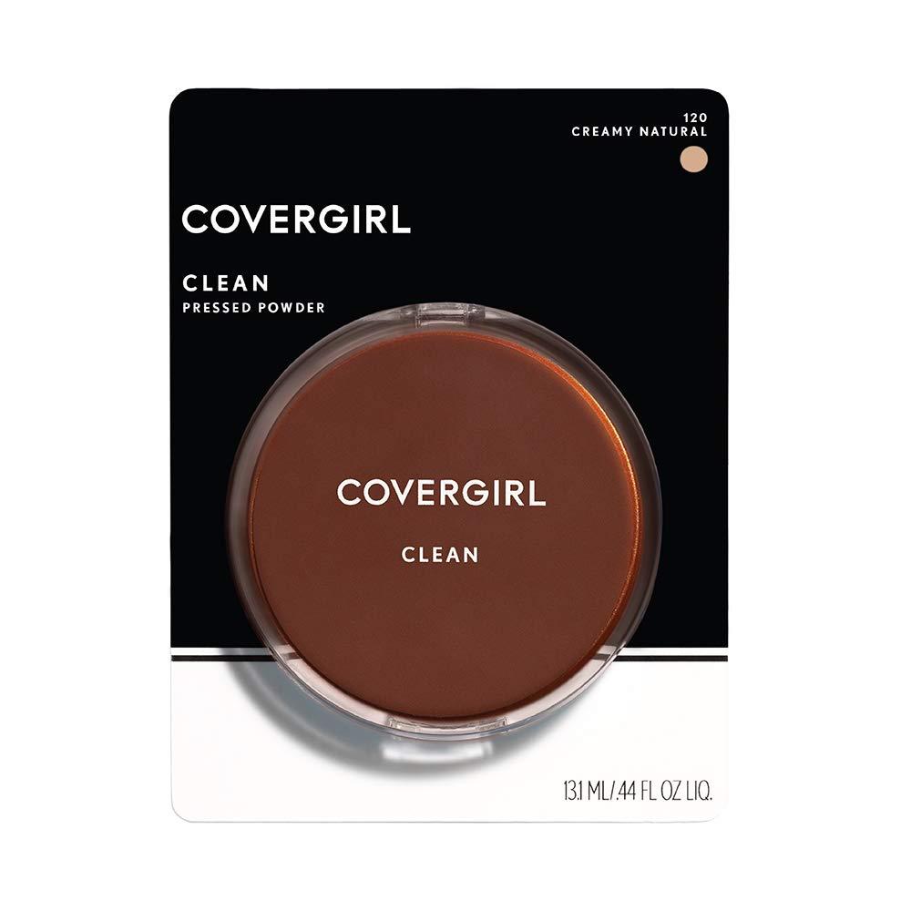 Covergirl Clean Pressed Powder, Creamy Natural
