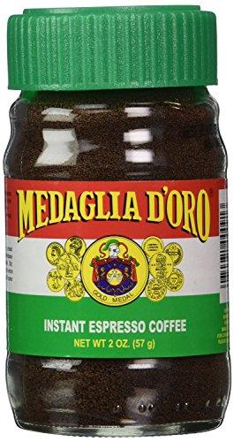 Medaglia D'Oro  Espresso Instant Coffee, 2 Oz from MEDAGLIA D'ORO