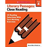 Literary Passages: Close Reading: Grade 4