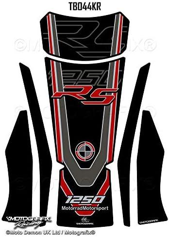 B.M.W R1250RS 2019 2020 Motorcycle Tank Pad Protector Motografix 3D Gel TB044KR