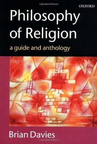 Download Philosophy of Religion: A Guide and Anthology: 1st (First) Edition pdf epub