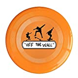 ASHIN Off The Wall High Quality Plastic Ultimate Disc Orange
