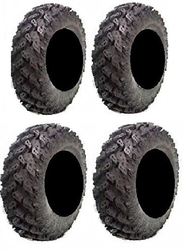 Full set of Interco Reptile Radial 25x8-12 and 25x10-12 ATV Tires (4) (Interco Reptile Tires compare prices)
