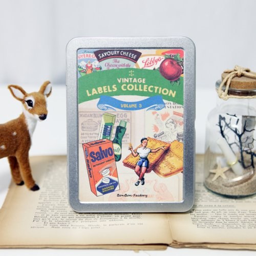 (VINTAGE LABELS COLLECTION -Vol.3)