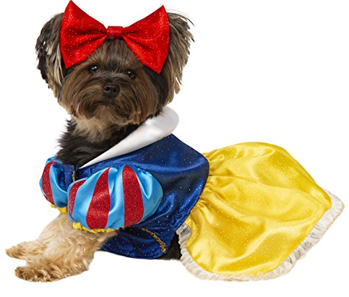 Rubie's Disney: Princess Pet Costume, Snow White, Medium for $<!--$18.99-->
