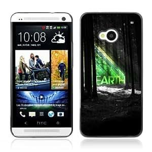 YOYOSHOP [Beautiful EARTH Forrest Illustration] HTC One M7 Case