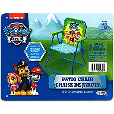 Paw Patrol Folding Lawn Chair: Toys & Games