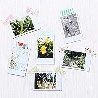 Fujifilm Instax Mini Brillo - Pack de 100 películas fotográficas instantáneas (5 x 20 hojas), color blanco: Amazon.es: Electrónica