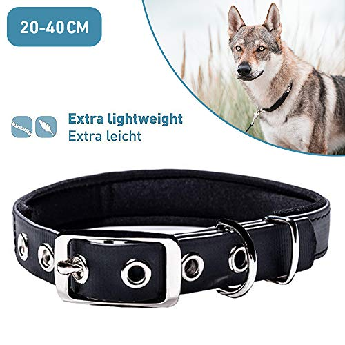 🥇 PetTec Collar de Perro Cómodo y Duradero