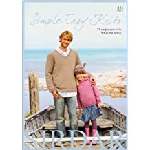 Sirdar Booklet 331 Simple Easy Knits