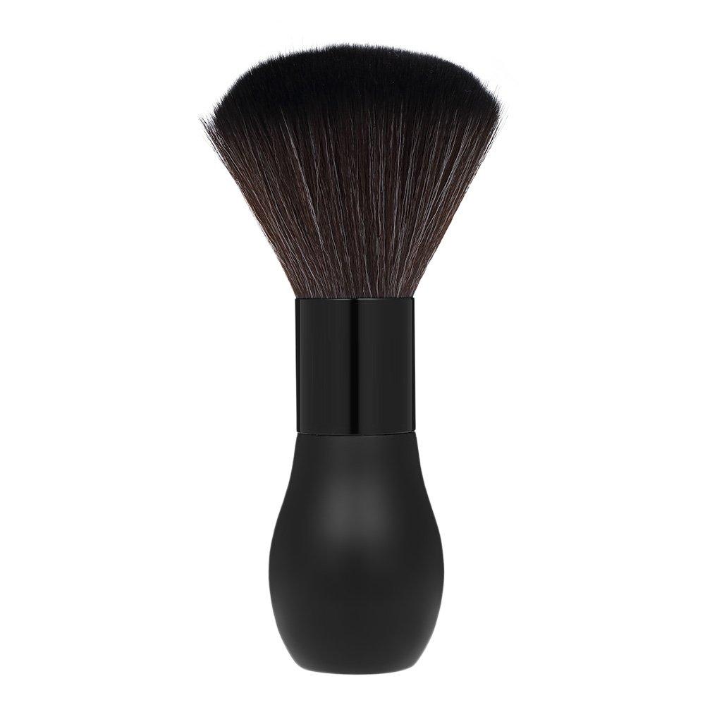 Anself Barber Neck Face Duster Brush Cleaning Hairbrush Hair Sweep Brush Salon Haircutting Tool Ultra Soft Nylon Hair W6666-KXLW8Z