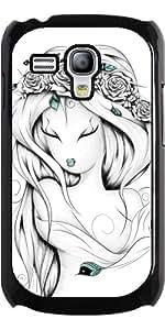 Funda para Samsung Galaxy S3 Mini (GT-I8190) - Gitano Poética by LouJah