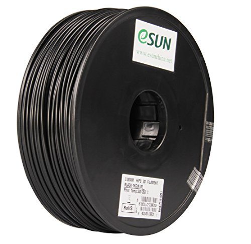 eSUN Black Printer Filament 2 2lbs