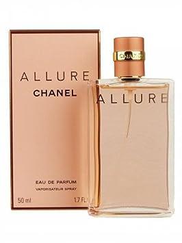 0513c05e0 Chanel Allure Eau de Parfum - 50 ml: Amazon.es: Belleza