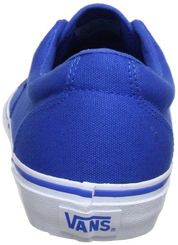 Vans M KRESS VNLH7Z6 Herren Sneaker Blau (bright blue/white)