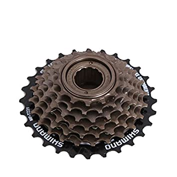 d69c9b1549d Shimano MF-TZ21 7 Speed Bike Freewheel 14-28T: Amazon.co.uk: Sports &  Outdoors