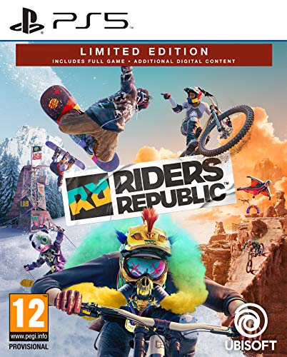 Riders Republic Limited Edition (PS5)