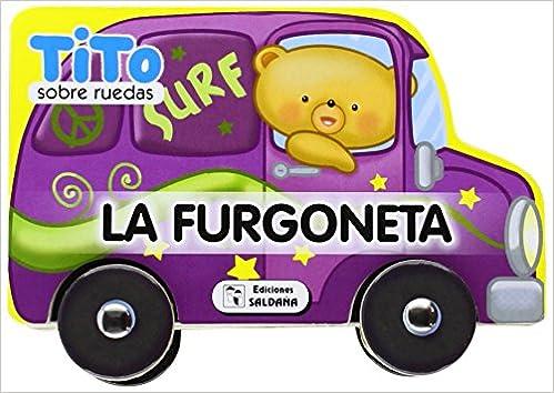 Tito sobre ruedas. El camión (Spanish) Hardcover