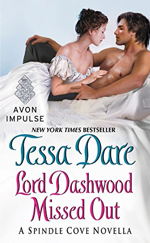 book cover of Lord Dashwood Missed Out