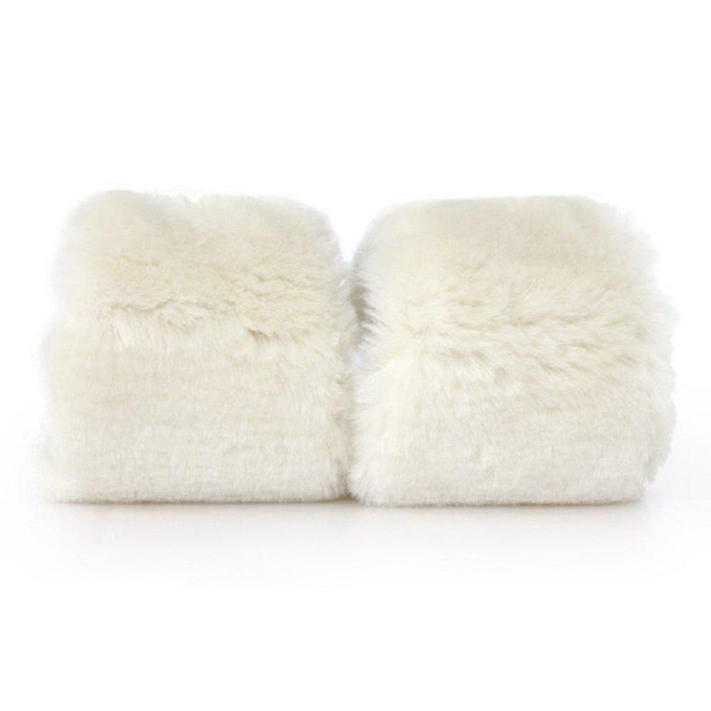 HappyStep® Shearling Sheepskin Winter Insoles, Material: Sheepskin - Wool - Fleece, Size 9, Women by Happystep (Image #4)