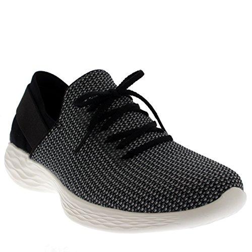 Calzature MVE Sneaker Skechers Malva 14965 zH4wn4qd