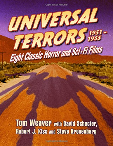 Measureless Terrors 1951-1955: Eight Classic Horror and Science Fiction Films