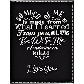 Amazon.com: Mom Quote Chalkboard, Unique Mom Gift, Mom