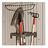 Tool Corral For Storage Sheds
