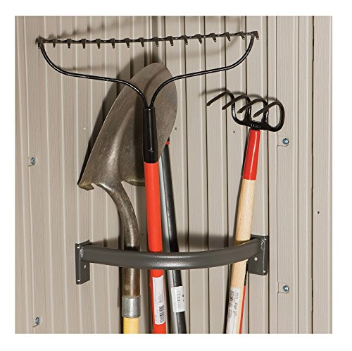 Tool Corral For Storage Sheds by Lifetime Products