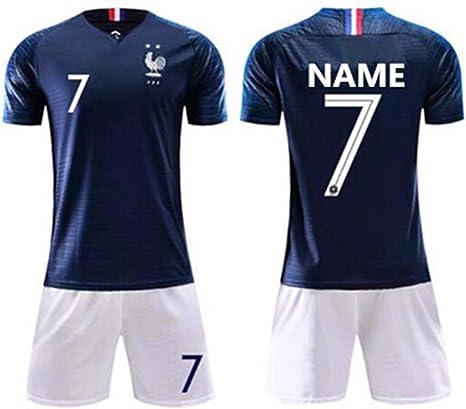 sxia Camiseta de fútbol Personalizada, diseño con Nombres y ...