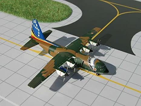 Daron Worldwide Trading GM007 Gemini USAF C130 Dyess Air Force Base 1//400