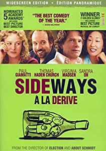 Sideways (Widescreen Edition) (Bilingual)