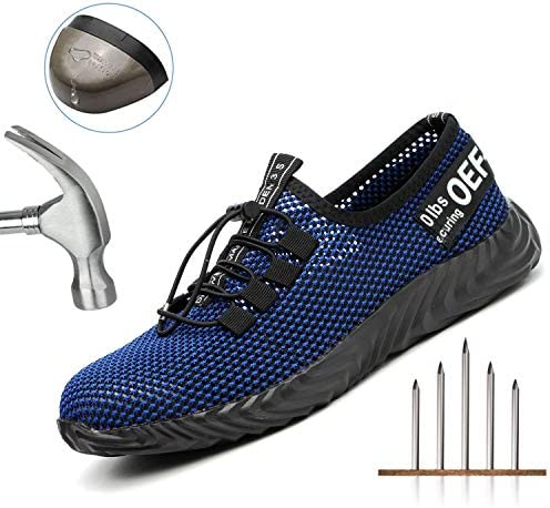 UPSTONE Safety Shoes for Men, Work