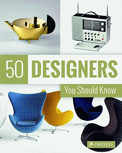 50 Designers You Should Know ()