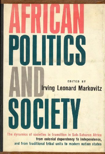 African Politics and Society
