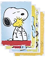 Peanuts - Encouragement Inspirational Boxed Cards, Blue (1.25 x 5.37 x 7.5 inches)