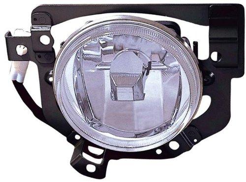 Suzuki Grand Vitara / Vitara 99-05 / XL-7 01-03 Fog Light Assembly Lh US Driver Side Factory Installed